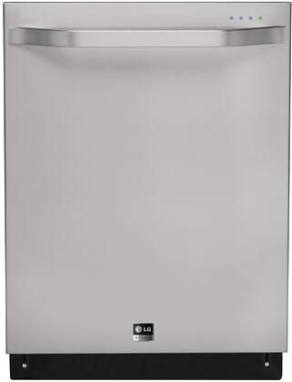 "LG Studio Series 24"" Hidden Control Built-In Dishwasher with Stainless Steel Tub Stainless Steel LSDF9962ST"