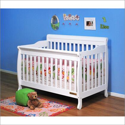 4689W Athena Alice 3-in-1 Convertible Crib in