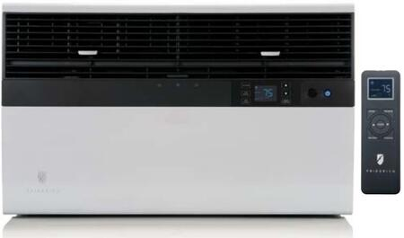 EL36N35B Kuhl Window Air Conditioner with 3 Speed Settings  8-Way Airflow Control  20-Gauge Steel Cabinet  Automatic Fan Speed Adjustment and 24-Hour