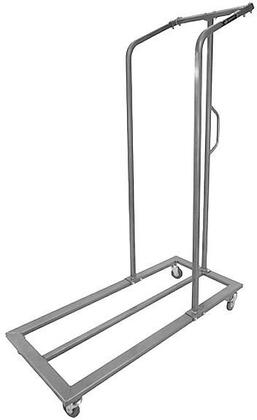 E-4090 Storage Rack for Aerobic Stepper with Casters in