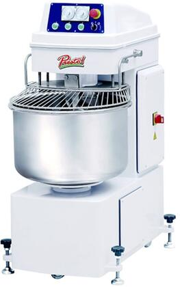 PSM80 Spiral Mixer with 110 lbs Flour Capacity  176 lbs Dough Capacity  7.7 HP  2 Speeds  in