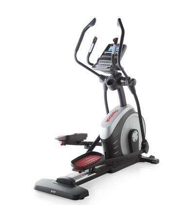 RBEL09913 910 Elliptical with 26 Workout Apps  iFit Enabled Console  CoolAire Workout Fan  Compatible Music Port for iPod  and Chest Strap Heart Rate