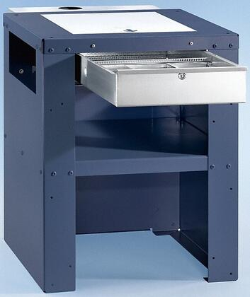 """59500511D 30"""" Tall Closed Base (UG500575O) with Fluff Filter Box as a Pullout Drawer (FFK5005):"""