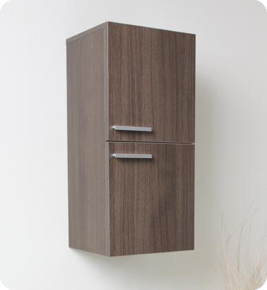 Click here for Fresca Bath FST8091GO Gray Oak Bathroom Linen Side... prices