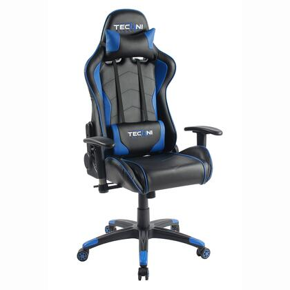 RTA-TS48-BL Office-PC Gaming Chair. Color: