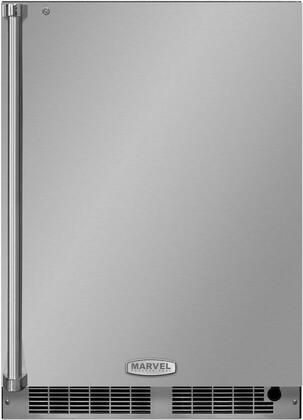 Marvel MP24RAS4RS Professional Series 24 Inch Compact Refrigerator