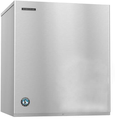 F-1501MRJ 30 inch  Slim-Line Series Modular Ice Maker with 1705 lbs Daily Ice Production  CleanCycle24 Design  and Stainless Steel Exterior  in Stainless
