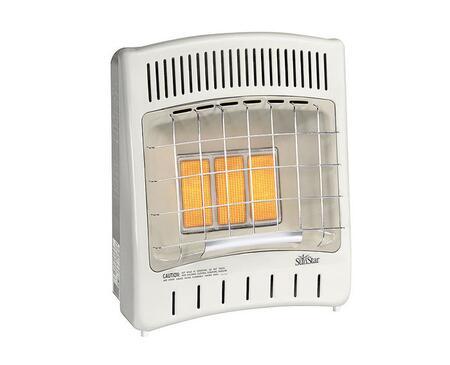 SC30M1LP Manual Control SC30 Vent-Free Radiant Room