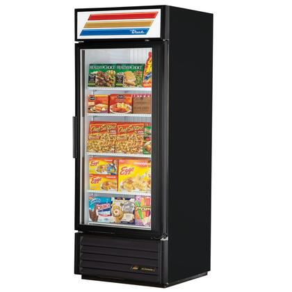 GDM-26F-LD Freezer Merchandiser with 26 Cu. Ft. Capacity  LED Lighting  and Thermal Insulated Glass Swing-Doors in