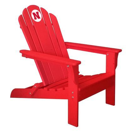 380-3010 University of Nebraska Adirondack Chair -