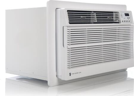 US12D30C 25 Uni-Fit Series Energy Star  Thur the Wall Air Conditioner with 11800 Cooling BTU  295 CFM  6 Way Air Flow  24 Hour Timer and Washable