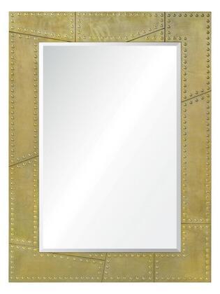 MT1620 34x46 Dorado Mirror with MDF Frame in Gold