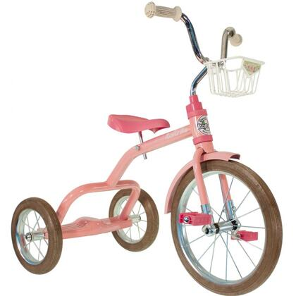 Spoke Rose Garden 8218PINK 16 inch  Tricycle with in Front Basket in