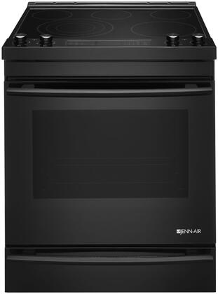 JES1450DB 30 inch  Slide-In Electric Range with 5 Elements  7.1 cu. ft. Capacity  Baking Drawer  3 Oven Racks  and Self Clean  in