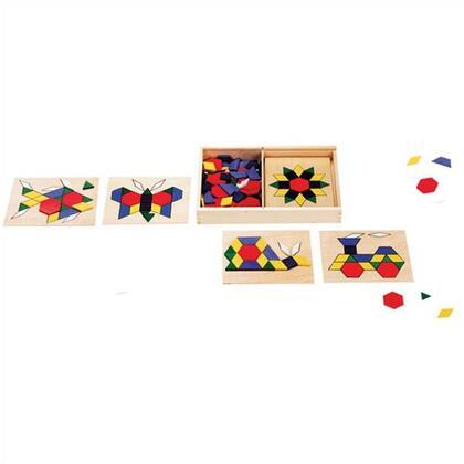 29 Pattern Blocks and