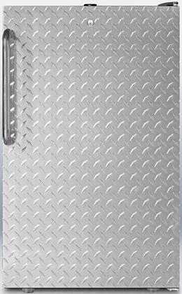 FF521BLDPLADA 20 inch  AccuCold Series ADA Compliant Medical Freestanding Compact Refrigerator with 4.1 cu. ft. Capacity  Auto Defrost  Adjustable Glass Shelves and