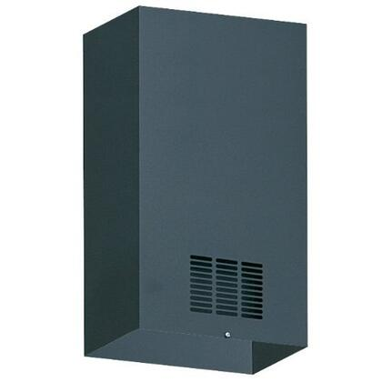 ALIBLEXT 9' - 10' High Ceiling Duct Cover Extension for Alicante Series Range Hoods: 157376