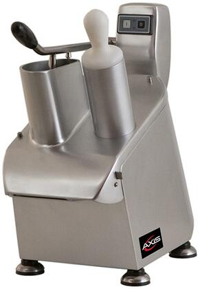 EXPERT 205 Processor with 300 RPM  1 HP Motor  Interchangeable Stainless Steel Cutting Discs  in Stainless