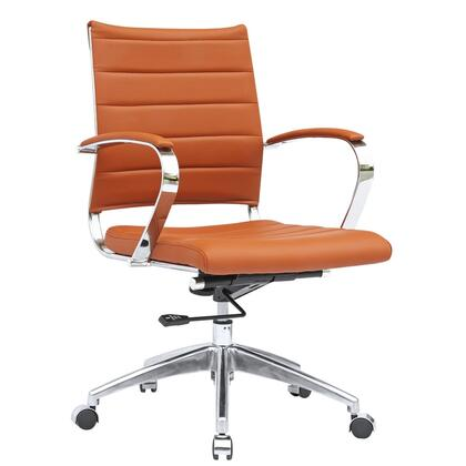 FMI10077-light brown Sopada Conference Office Chair Mid Back  Light