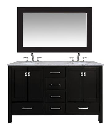 Click here for Malibu GM-6412-60ES-CR-M59 60 Double Sink Bathroom... prices