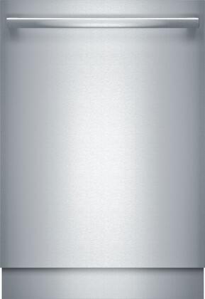 Bosch SHX89PW75N Benchmark Series 24 Bar Handle Dishwasher