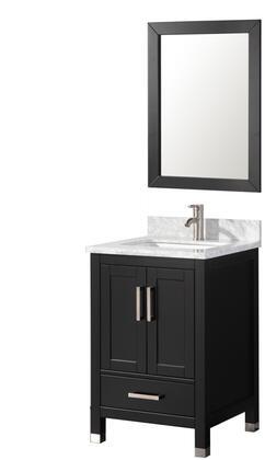 -6224E Ricca 24 Single Sink Bathroom Vanity