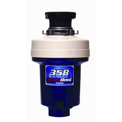 WM-358 1/2 HP Heavy Duty Disposer with Torque Master Grinding System and Bio Shield
