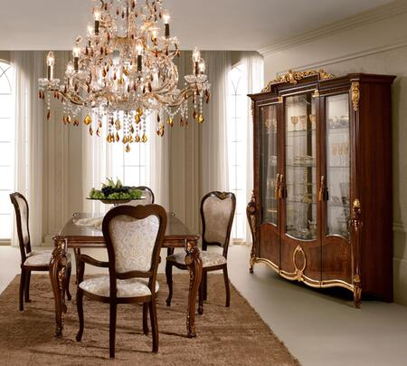Donatello_DONATELLOTABLE4SC2ACCC_8Piece_Dining_Room_Set_with_Table__4_Side_Chairs__2_Arm_Chairs_and_China_Cabinet_in