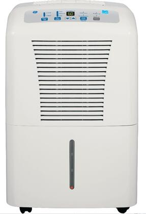 ADER65LS Mobile Dehumidifier with 65 Pints of Daily Dehumidification  R-410A Refrigerant  Energy Star Rating  Electronic Controls  Low Temperature Operation