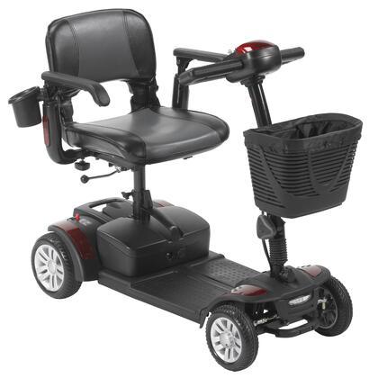sfex2417fs-12 Spitfire Ex2 4-Wheel Travel Scooter  Standard