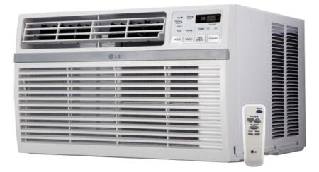LG LW1016ER 10,000 BTU 115V Window-Mounted Air Conditioner with Remote Control 2302723