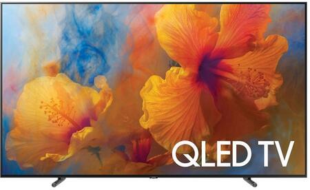"QN75Q9FAMFXZA 75"" Class Q9F QLED 4K Flat TV with Quantum Dots  4K Ultra HD Resolution  240 Motion Rate  OneRemote  and Smart Hub  in"