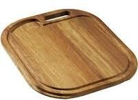 CQ29-40S Iroko Solid Wood Cutting Board for