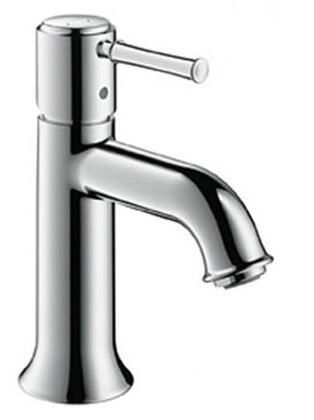Hansgrohe 14111921 Single-Handle Lavatory Faucet from the Talis C Collection: Rubbed Bronze