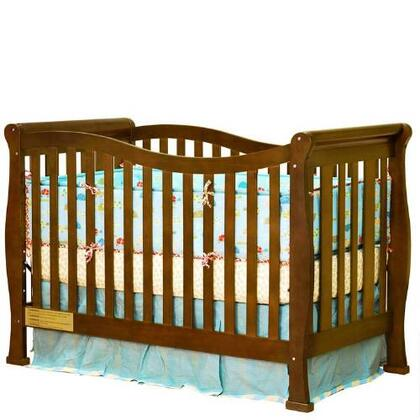 6005E Athena Nadia 3-in-1 Convertible Crib in