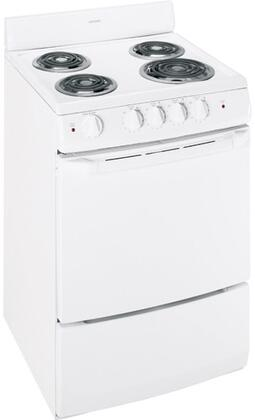 Click here for RA724KWH 24 Freestanding Electric Range with 4 Bur... prices