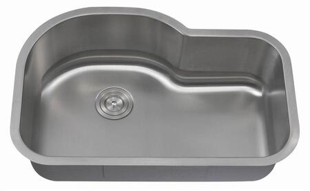 LI-100-ML 34 inch  Double Bowl Undermount Kitchen Sink with Sound Proofing Padded System  Stainless Steel Pasta Strainer  and Deluxe Deep Drain with Retractable