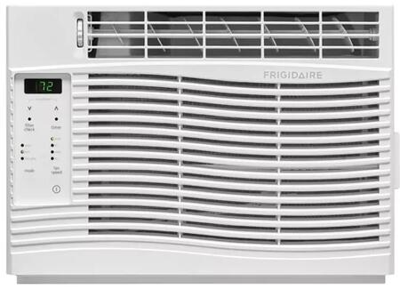 FFRA0522U1 17 Window Mounted Air Conditioner with Remote Control  Effortless Clean Filter  Effortless Restart  and Programmable Timer  in