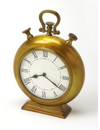 6210365 Butler Kenilworth Antique Brass Finish Desk