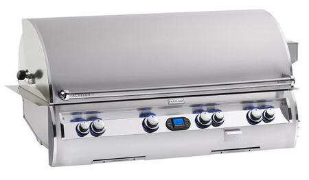 E1060I4-L1N Echelon Diamond Series Built In Natural Gas Grill 1056 Sq. in. Cooking Area with Hot Surface Ignition a Rotisserie Backburner and Left Burner: