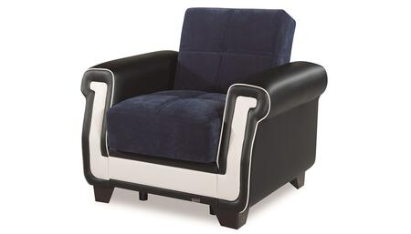 Proline Collection PROLINE ARM CHAIR BLUE 04-55 39