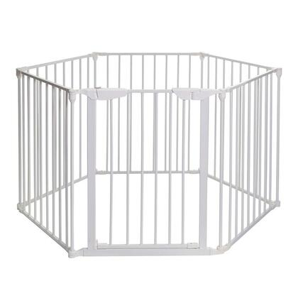 Mayfair L2020BB Converta 3 in 1 Play-Pen 6 Panel Gate in
