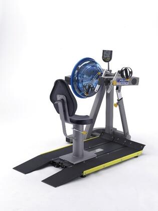 Evolution Series UB-E920 Upper Body Ergometer with Slider Arms  20 Levels of Patented Adjustable Resistance  Interactive Performance Monitor  4 Position Seat