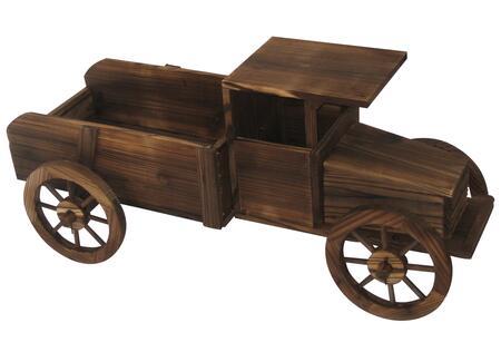 "BAR254L 17"""" Wooden Truck"" 428495"