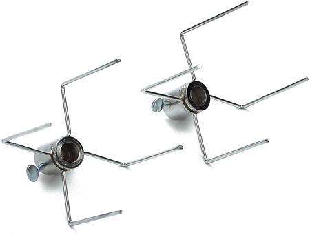 RFK Stainless Steel Rotisserie Forks for Gourmet-Glo Rotisserie 238710