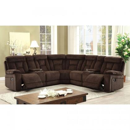 Maybell Collection CM6773BR-SECTIONAL 112