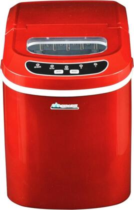 AB-ICE26R Portable Ice Maker with 26 lb Daily Production  32 Ounce Water Capacity  6 Minute Operating Cycle  in