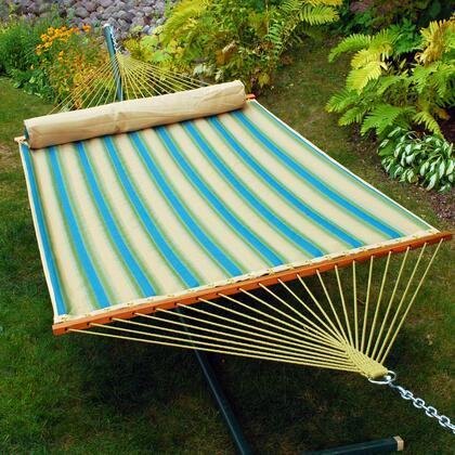 2892DP 13 Foot Quilted Hammock with Matching