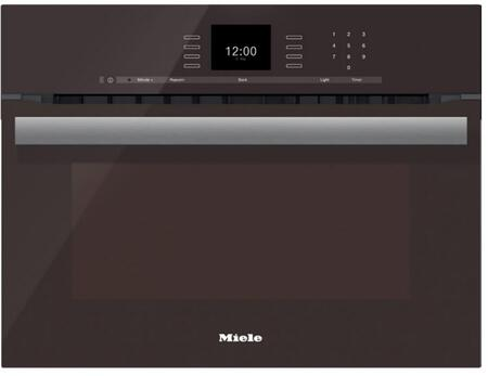 "H6600HMHVBR 24"" Single Electric Speed Oven With 19 Operating Modes  SensorTronic Controls  MasterChef Programs  PerfectClean Interior  And Temperature Probe in"