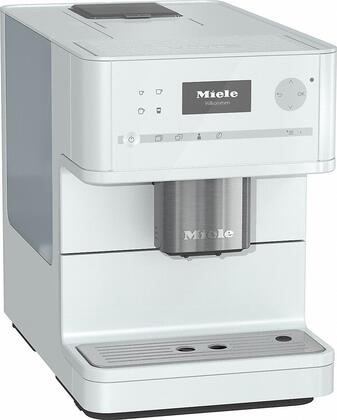 Miele CM6150LOWE Countertop Coffee Machine Lotus White